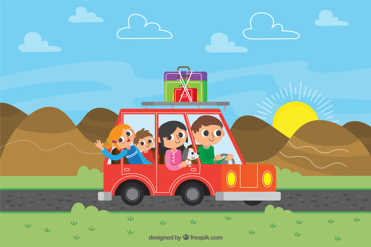 5 Easy Road Trip Activities for Toddlers