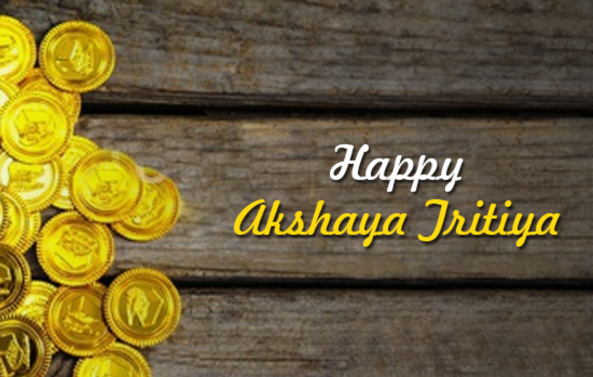 Akshaya Tritiya 2017: Why Is the Festival Celebrated?