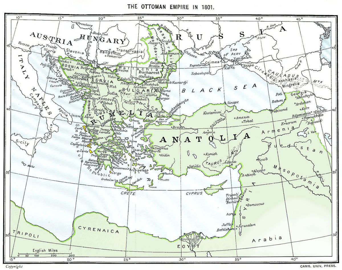 British Foreign Policy Regarding the Ottoman Empire in the 19th and 20th Centuries