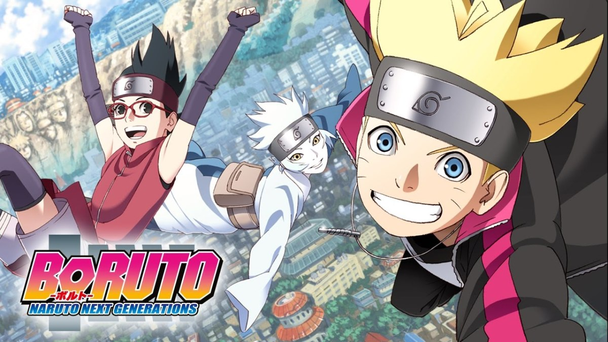 "10 Anime Like ""Boruto: Naruto Next Generations"""