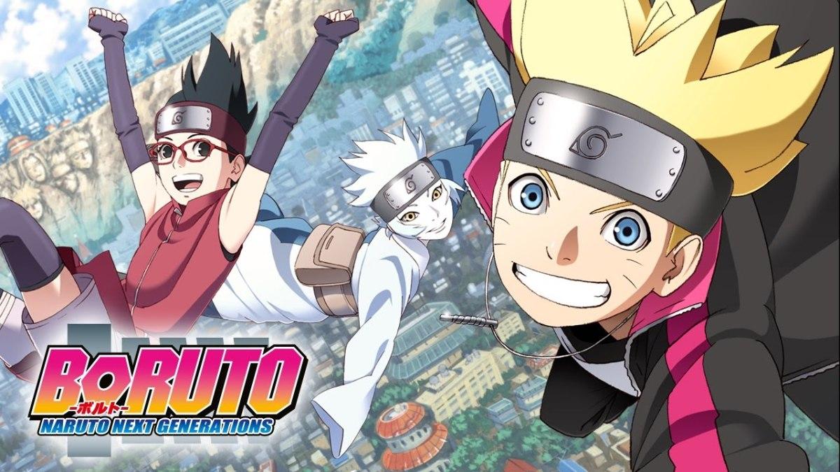 "10 Anime Like ""Boruto: Naruto Next Generations"""