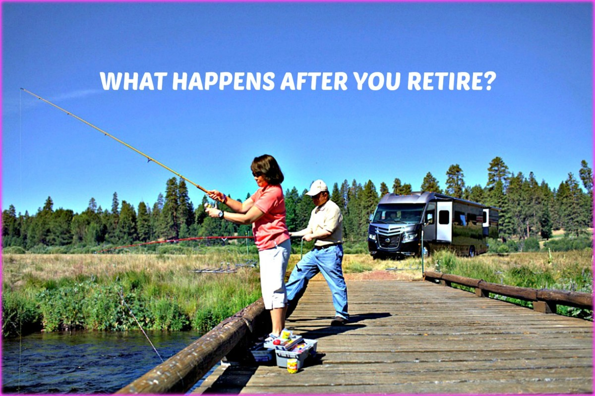 What Happens After You Retire?