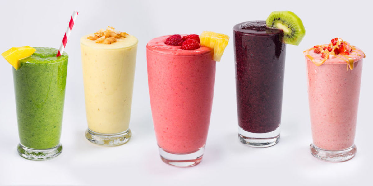 Three Delicious Smoothies for Fast Weight Loss