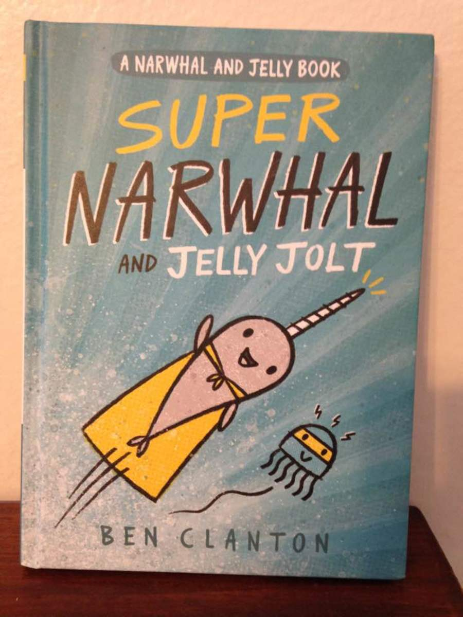 Super Narwhal and Jelly Jolt Find Their Own Superpower for Helping Friends in a Fun Cartoon Read Aloud