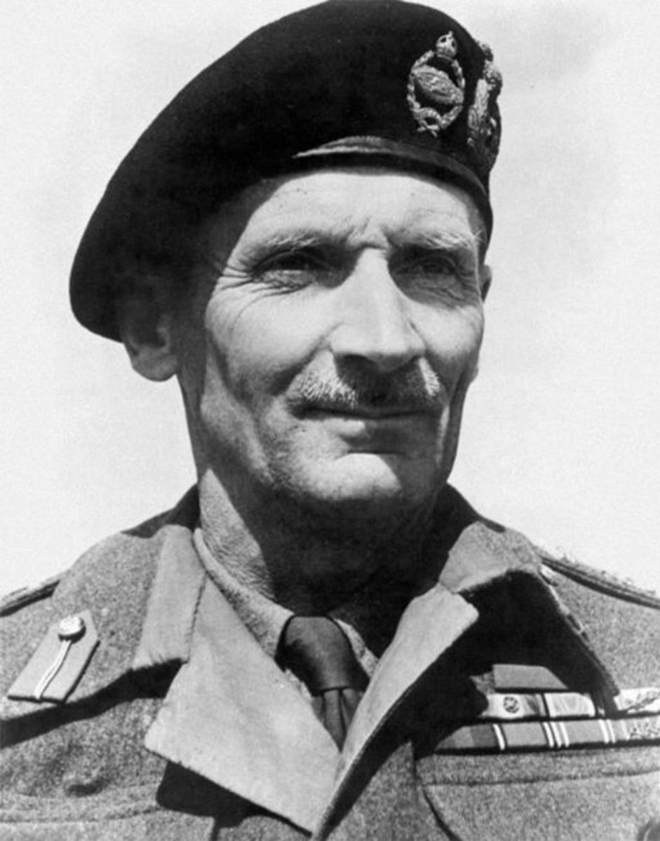 Bernard Montgomery: An Insufferable Field Marshal