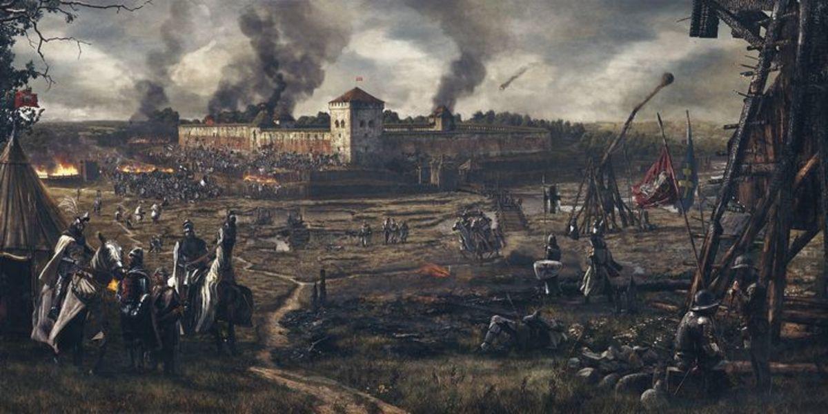Tales of General TanCred; Siege of Gelder (Part II)