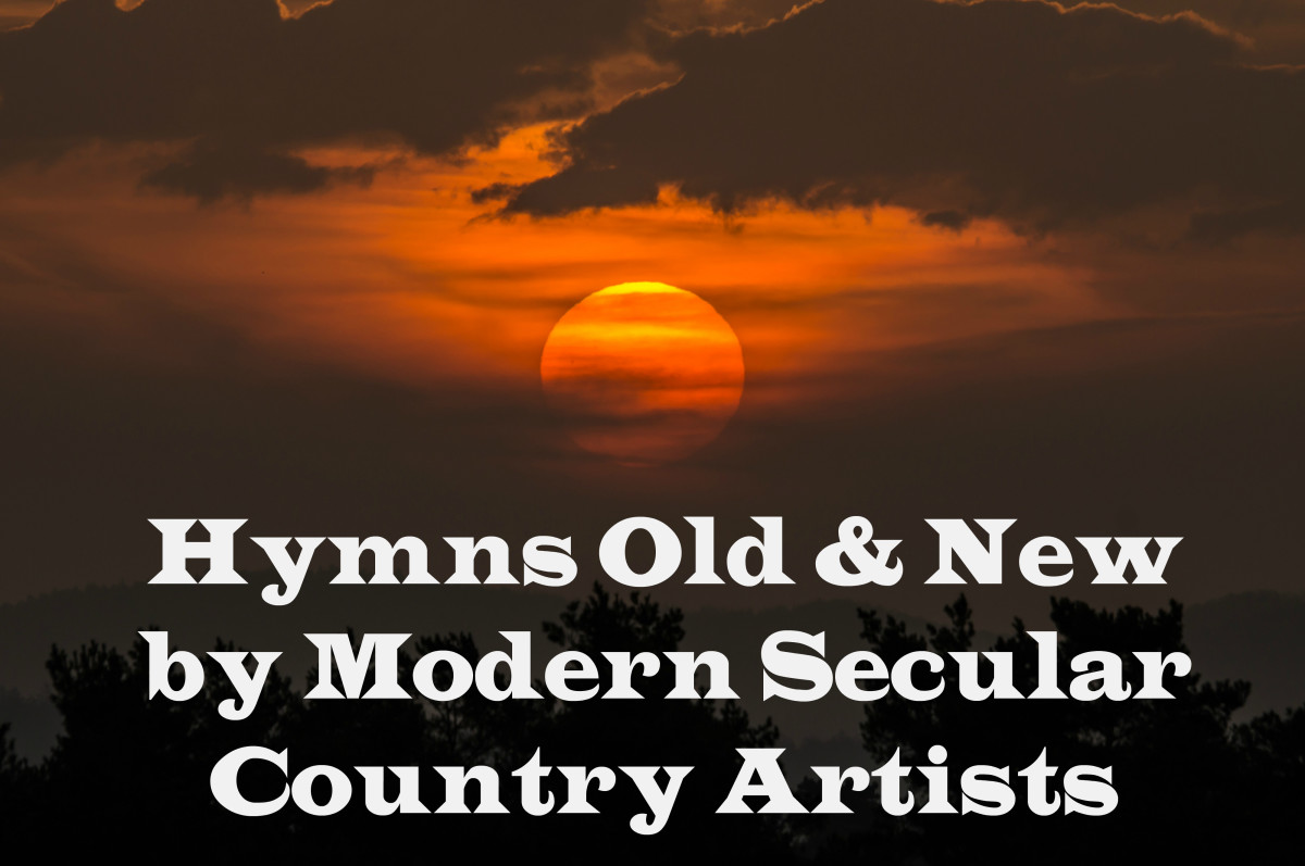 100 Hymns Old and New by Secular Country Artists