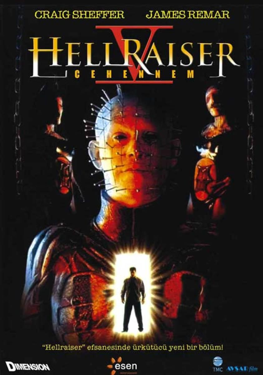 T.O.W.E.L Movie Review - Hellraiser: Inferno (2000)