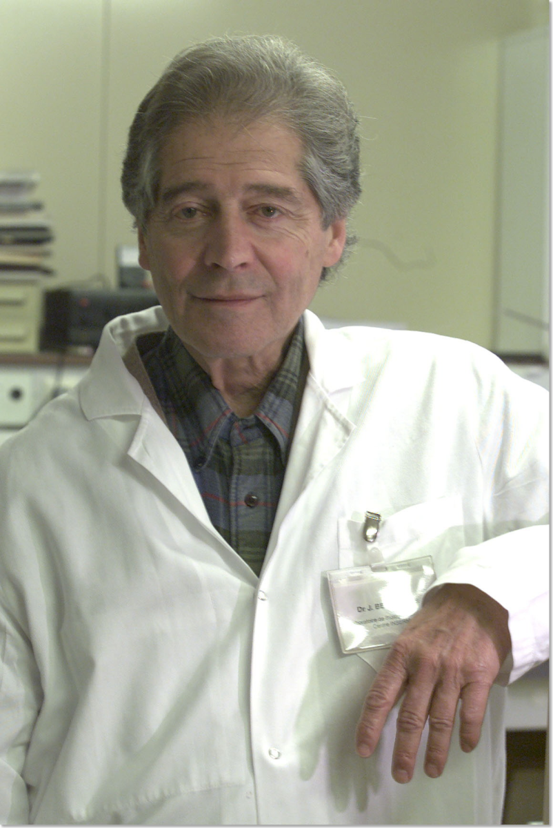Jacques Benveniste: Double Ig Nobel Prizewinner