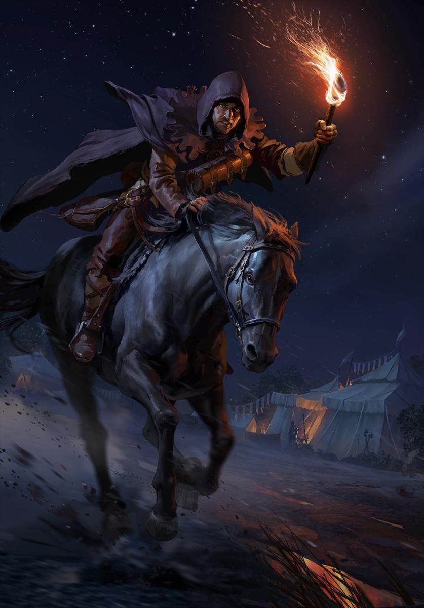 Tales of TanCred; The Satjon Invasion (Part I)