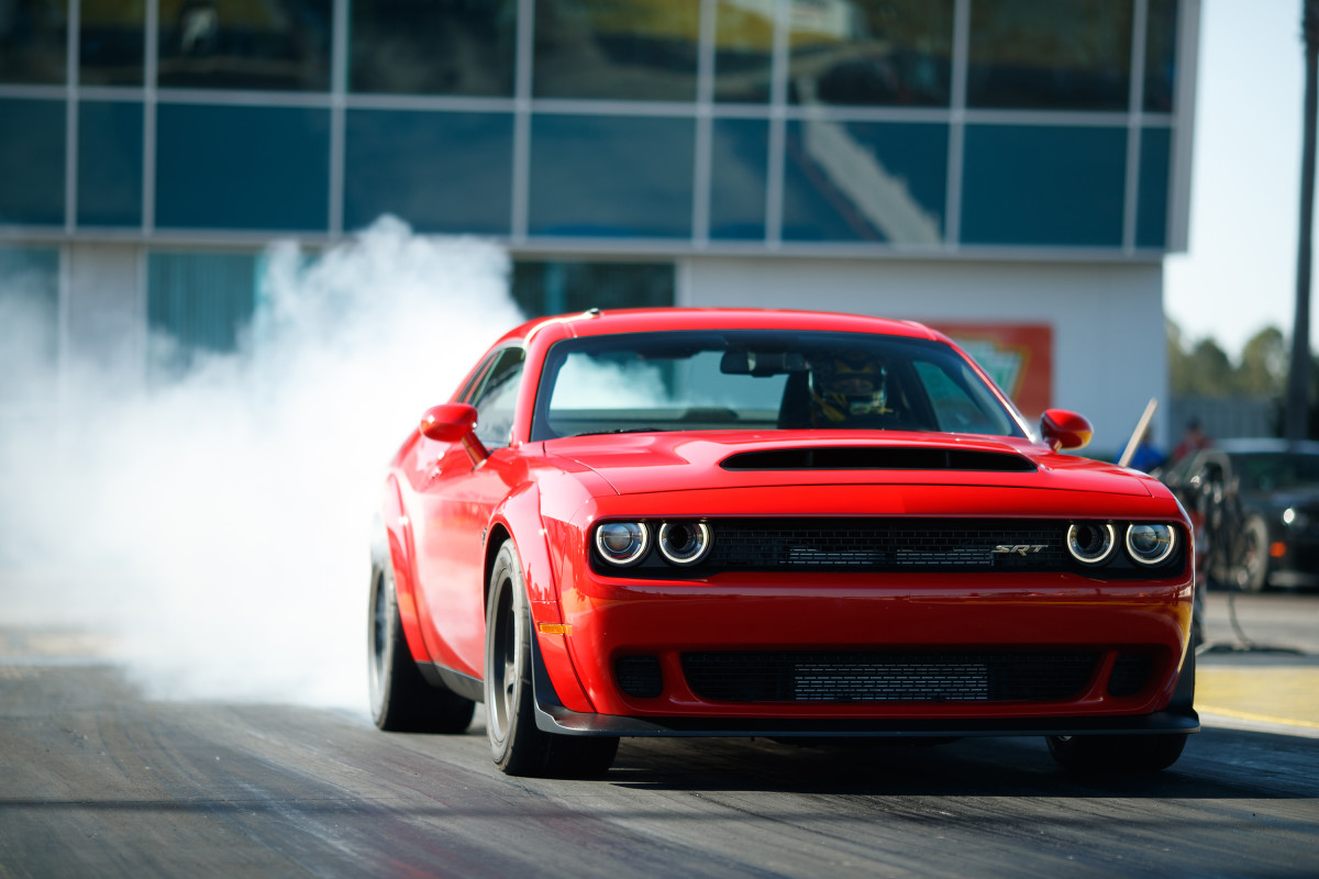 You may not be able to crank your car up to the 840 horsepower of the new Dodge Demon, but a few simple modifications can increase your horsepower.