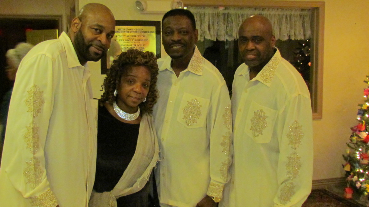 """Powerful videos, photos and interviews with the Delfonics, who sang """"Didn't I Blow Your Mind, La-La Means I Love You and Ready Or Not Here I Come and Somebody Loves You."""" Check out my interviews with them below."""
