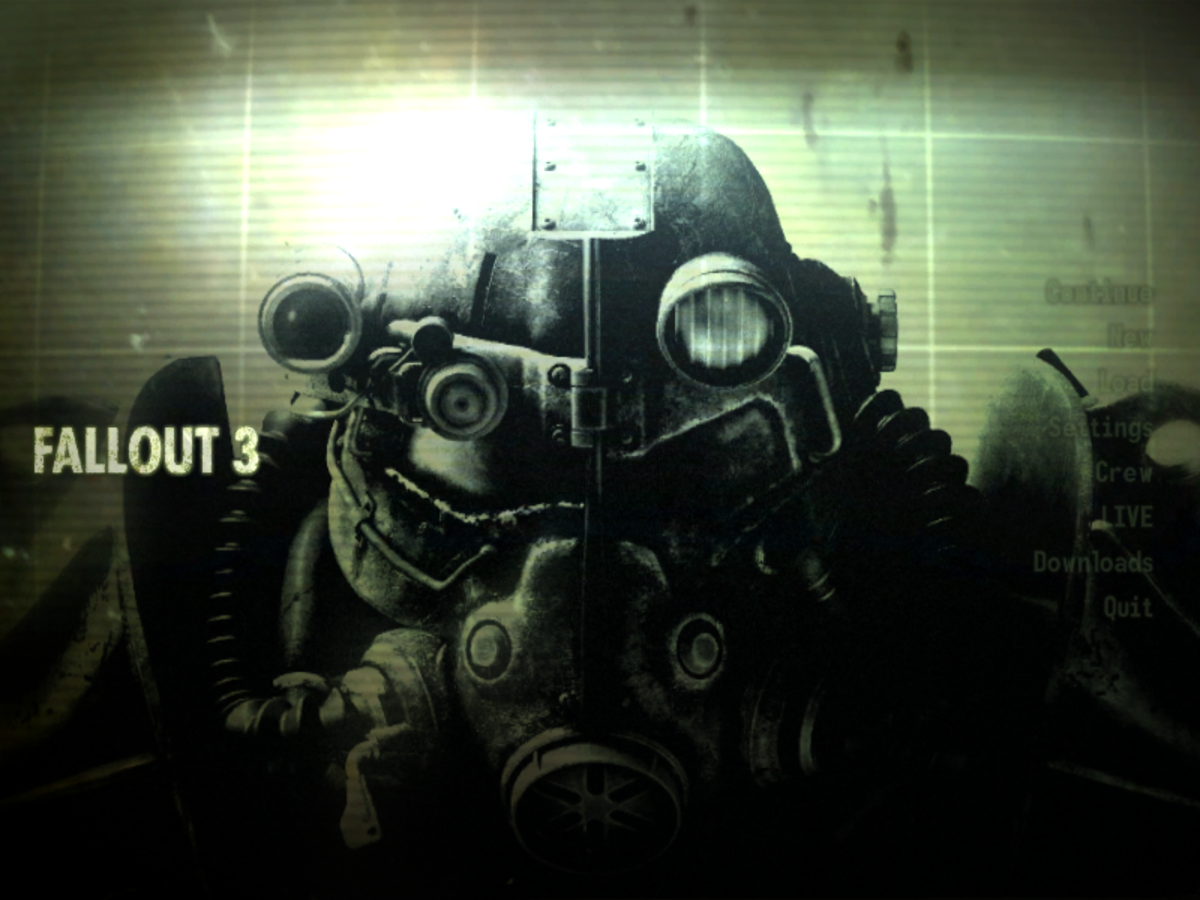 Why is Fallout 3 SO Genius?