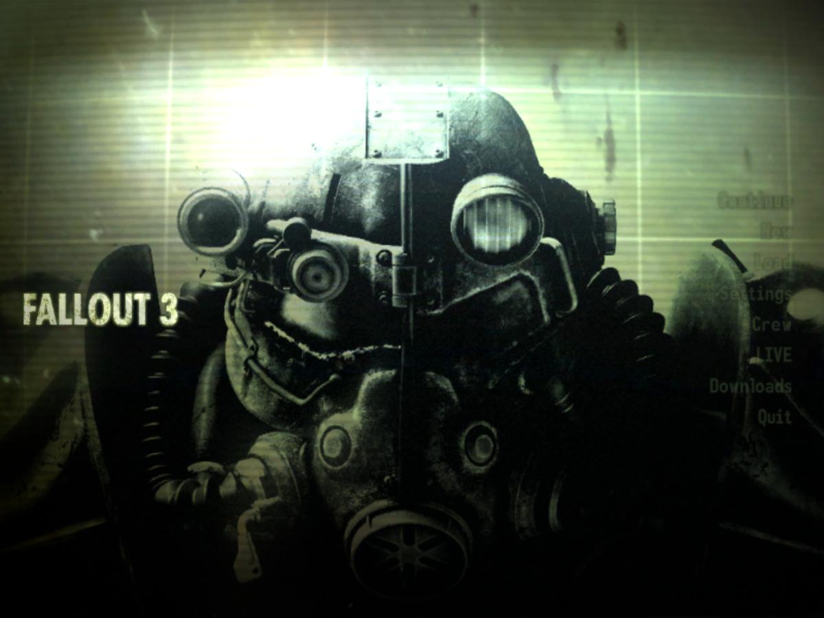 Fallout 3 Main Menu