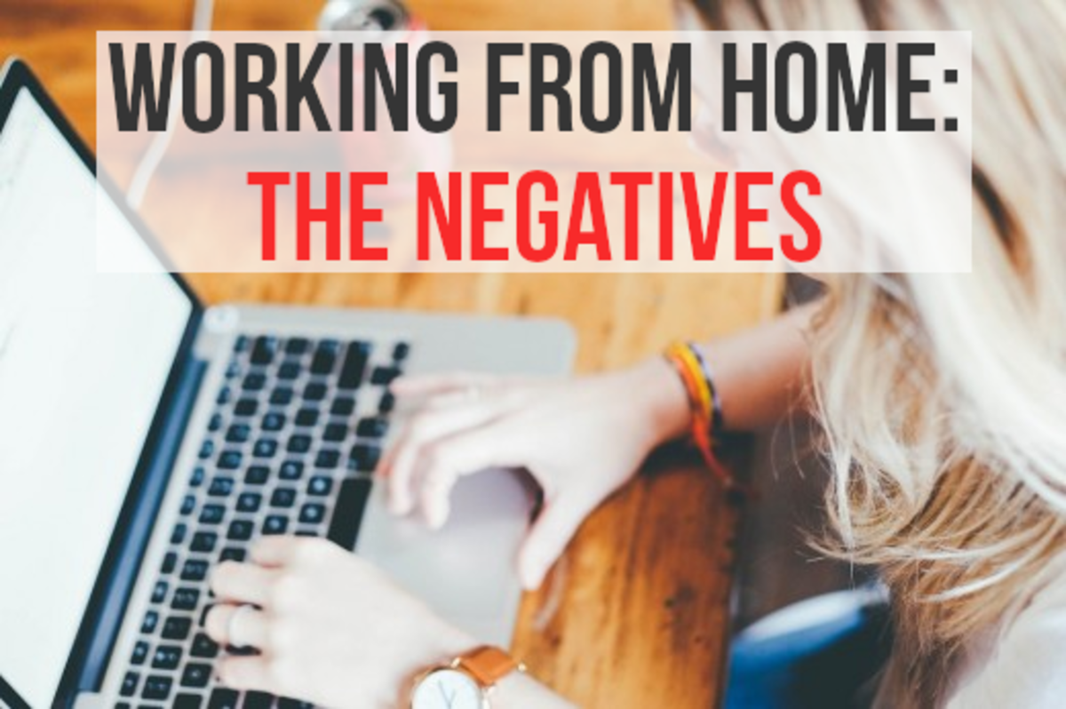 9 Disadvantages of Working From Home