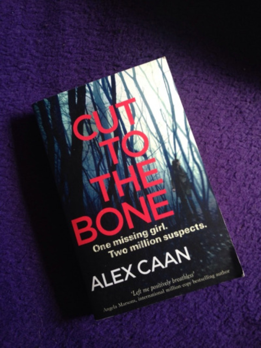 Why You Should Read ''Cut to the Bone'' by Alex Caan