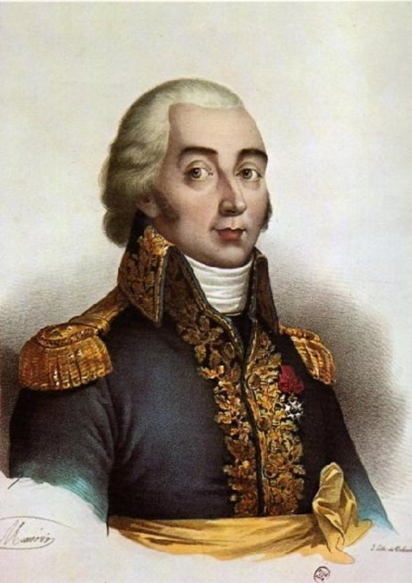 General Claude-Francois Malet