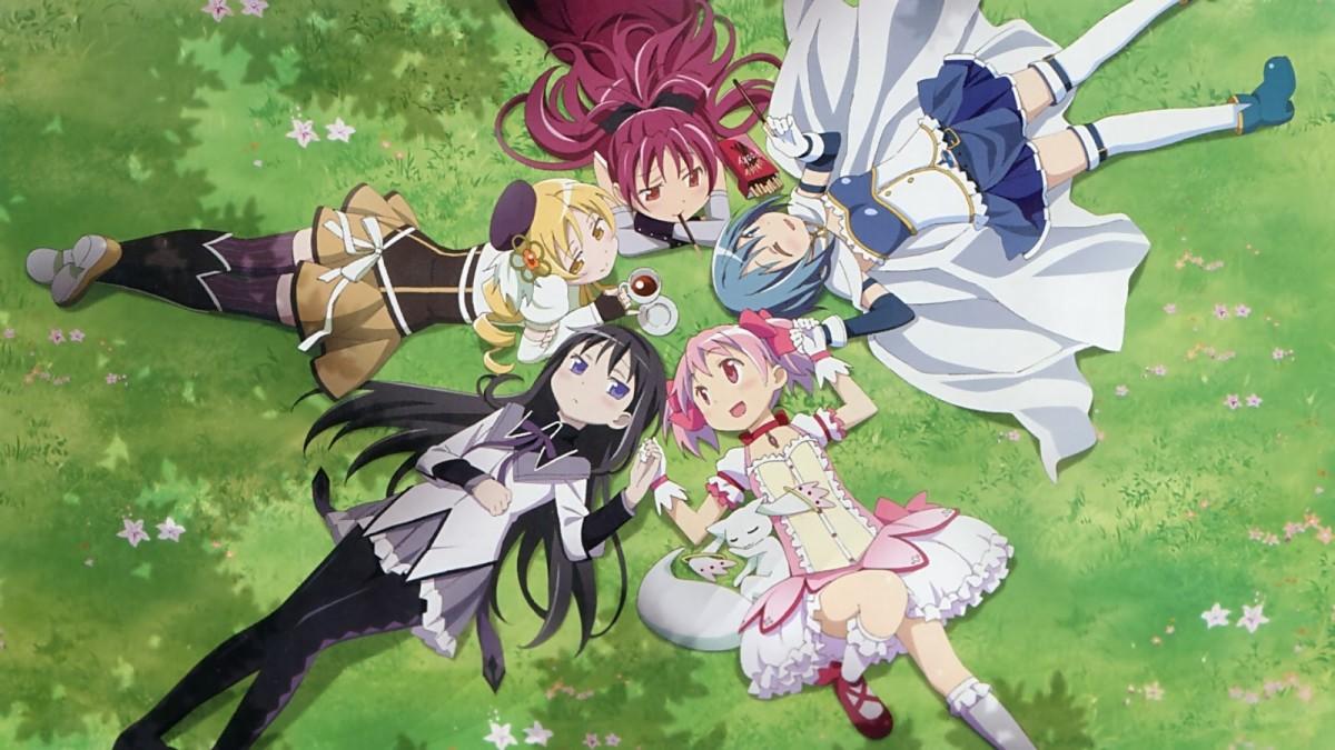 10 Anime Like 'Puella Magi Madoka Magica'