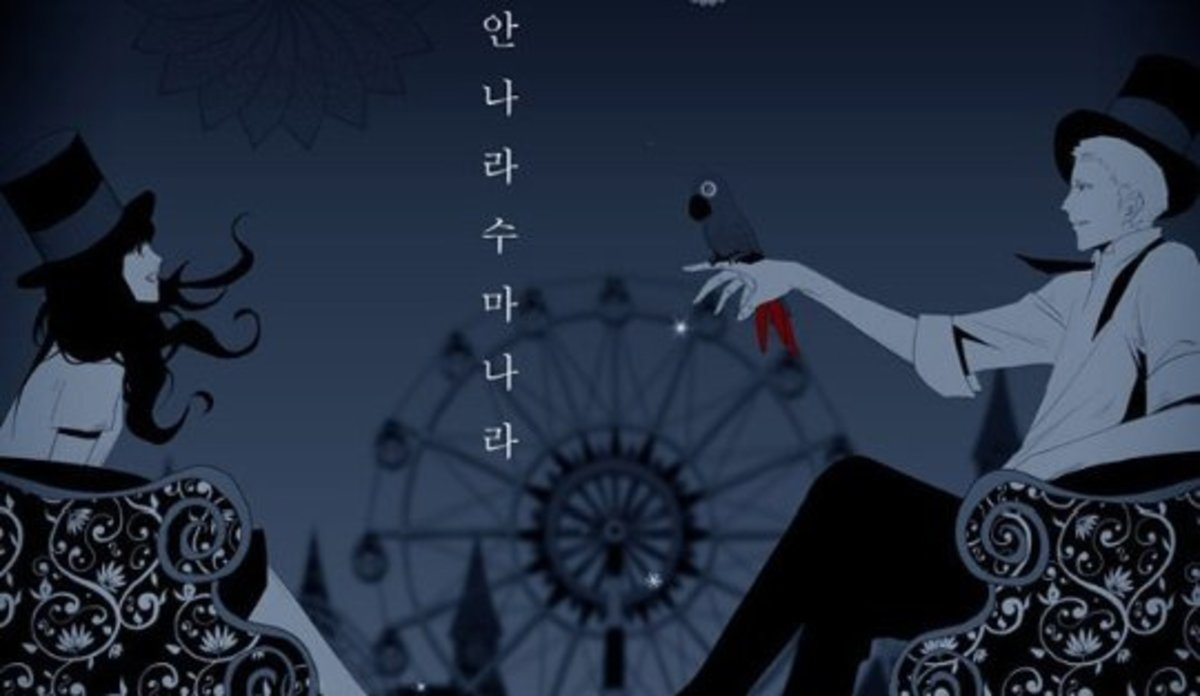 Annarasumanara: An Analysis of Ha Il-Kwon's Dark Manhwa