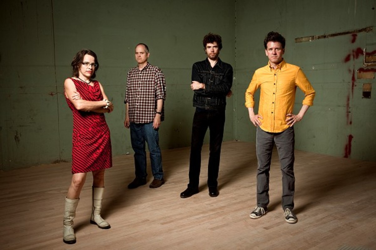 Members of Superchunk
