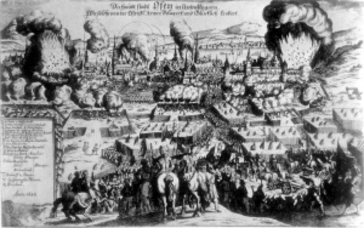 Tales of TanCred; The Satjon Invasion (Part VI)