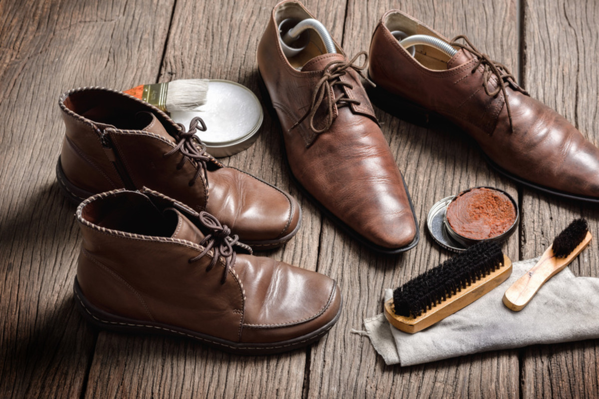 How to Increase the Lifespan of Men's Leather Shoes Indefinitely