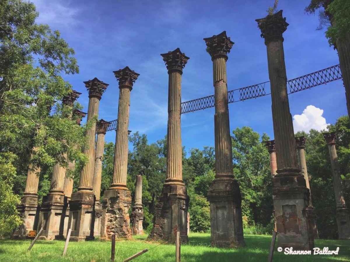 Windsor Ruins is open to the public during daylight hours. There's no charge to visit