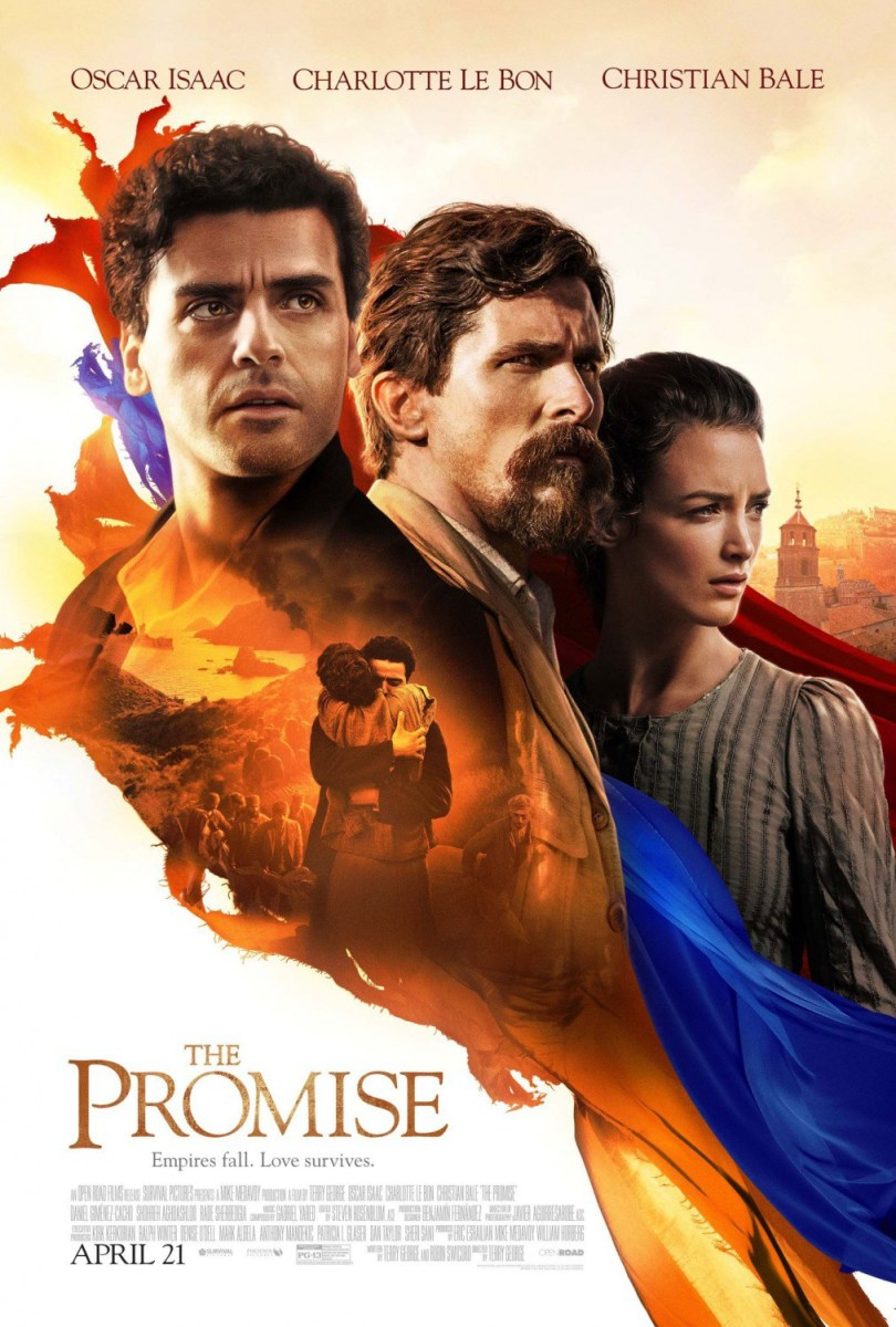 """""""The Promise"""": Movie Review"""