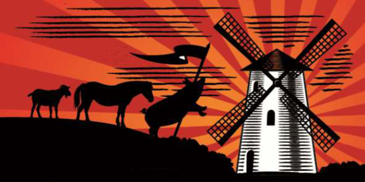 Animal Farm- A Book Report