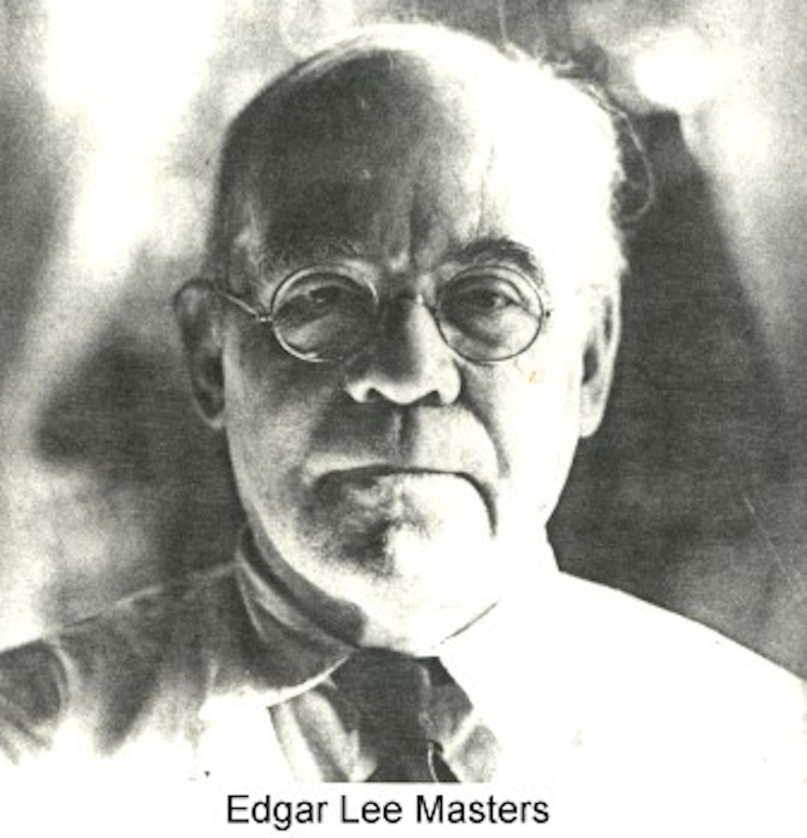 Edgar Lee Masters - Jack Masters Drawing