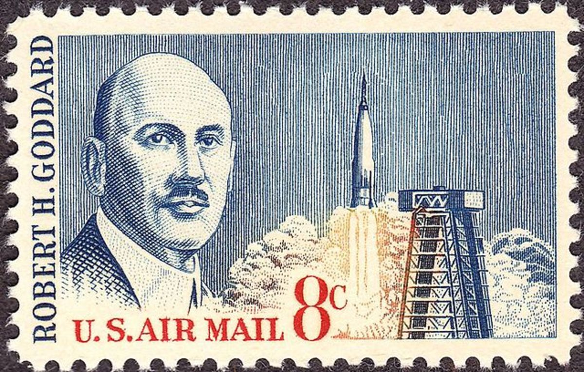 Dr. Robert H. Goddard – Father of American Rocketry