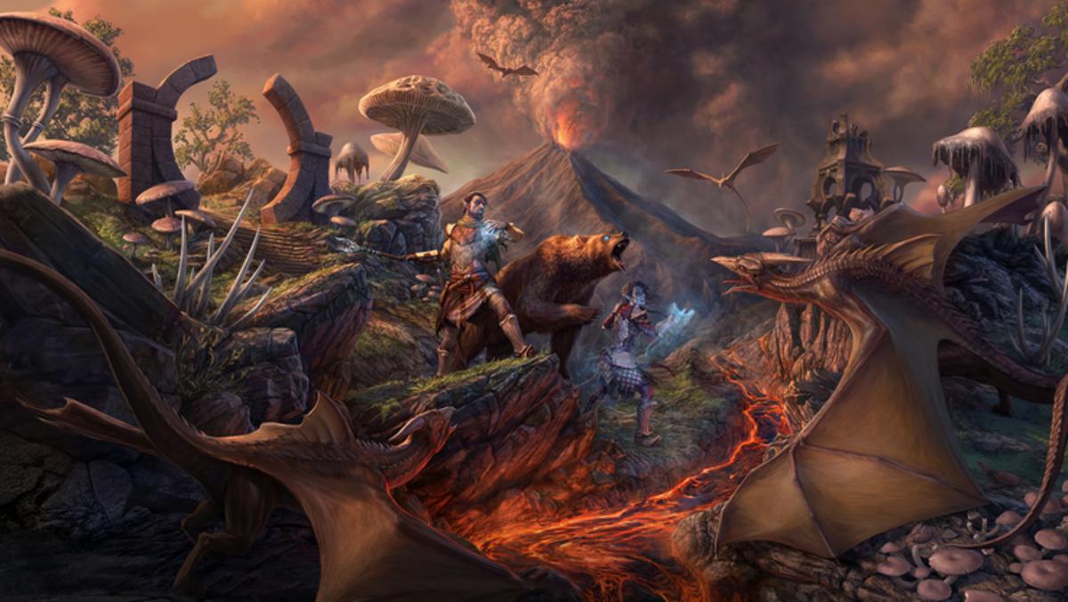The Elder Scrolls Online: Beginner's Guide to DPS | LevelSkip
