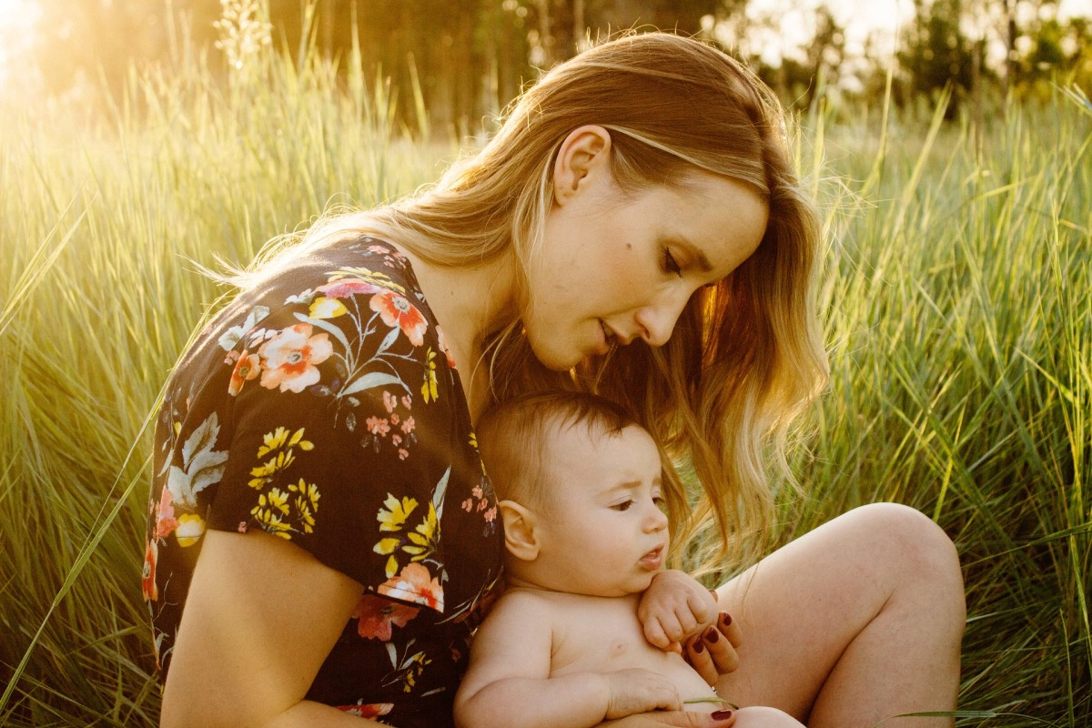 A Three Step Guide to Being a Happier Mom