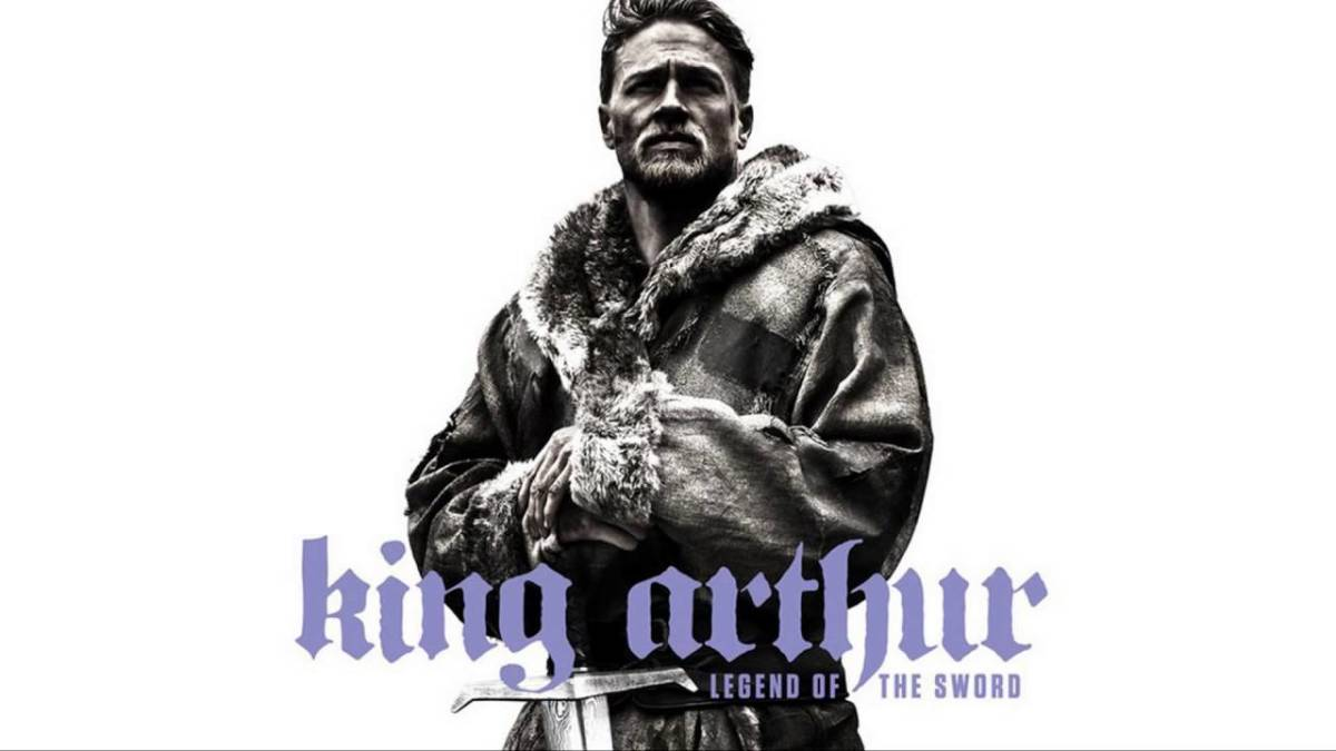 """King Arthur: Legend of the Sword"" - A Millennial's Movie Review"