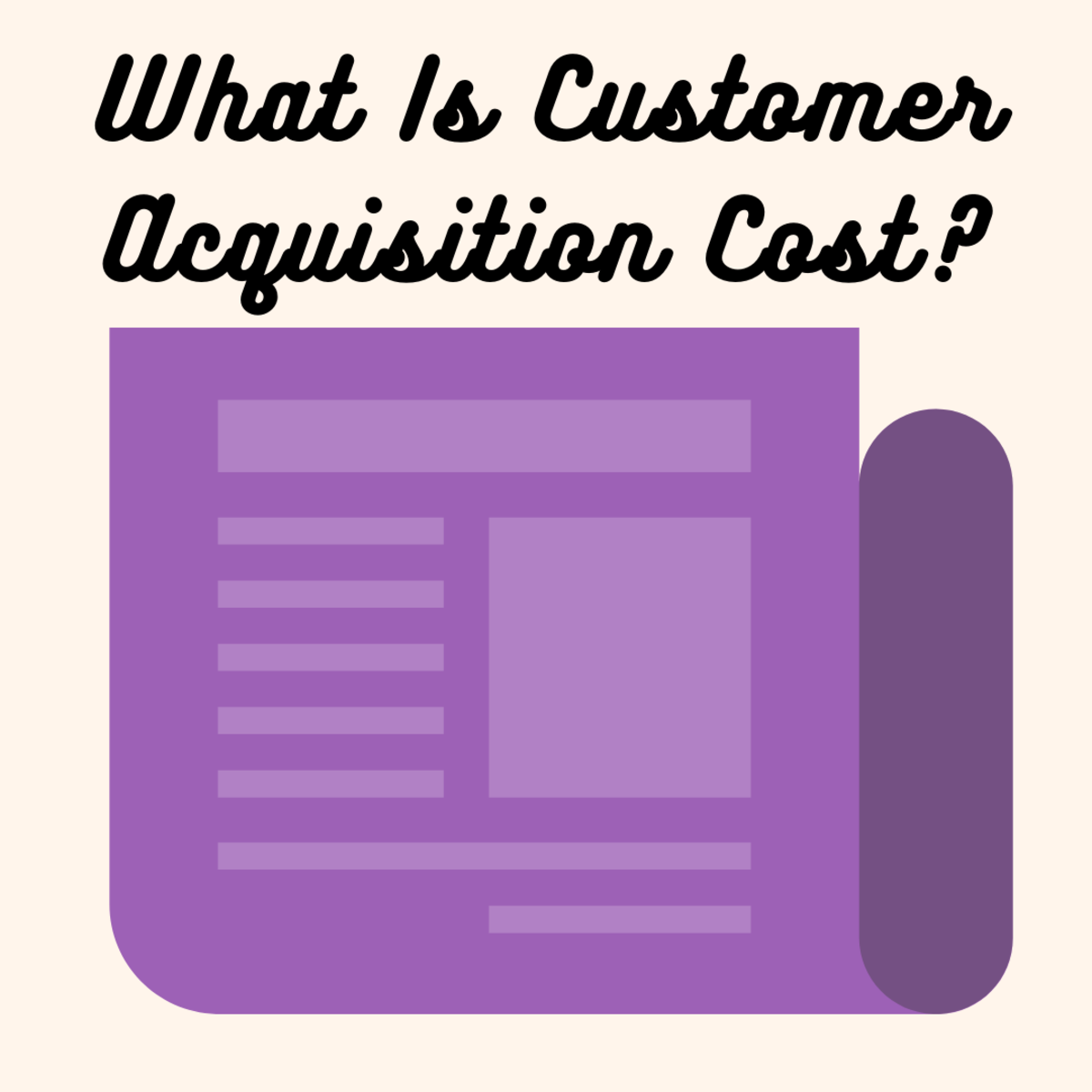 Learn about acquisition cost and become better at calculating costs for your small business.