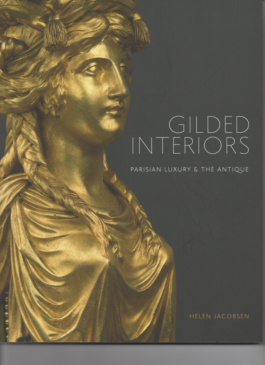 Gilded Interiors Parisian Luxury & The Antique by Helen Jacobsen. Copyright image by Frances Spiegel with permission from The Wallace Collection. All rights reserved