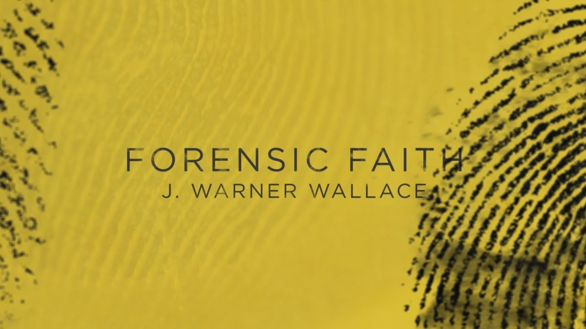 Book Review: Forensic Faith