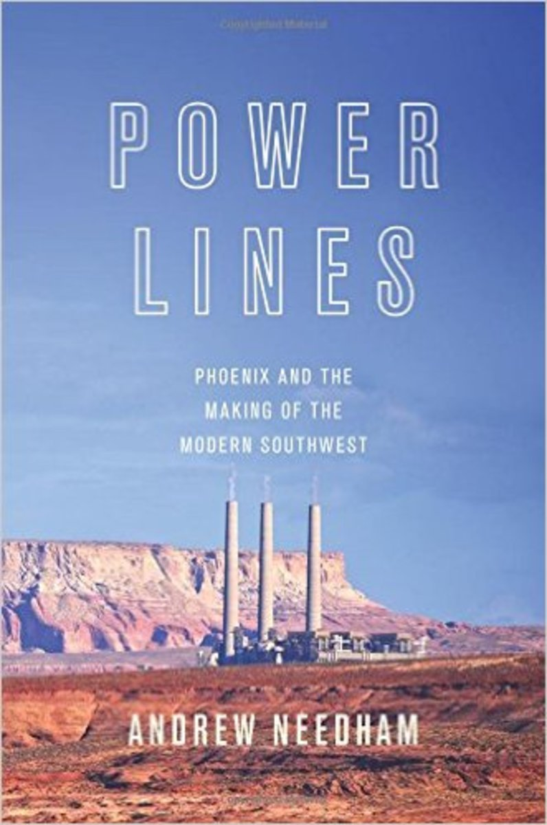 Power Lines: Phoenix and the Making of the Modern Southwest.