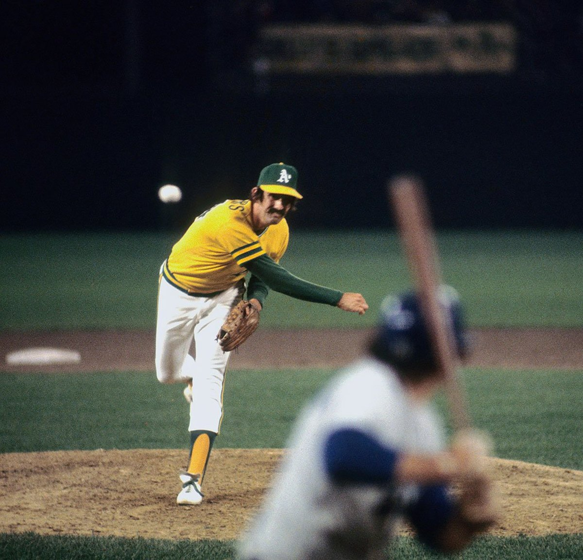 The Forgotten 1974 World Series