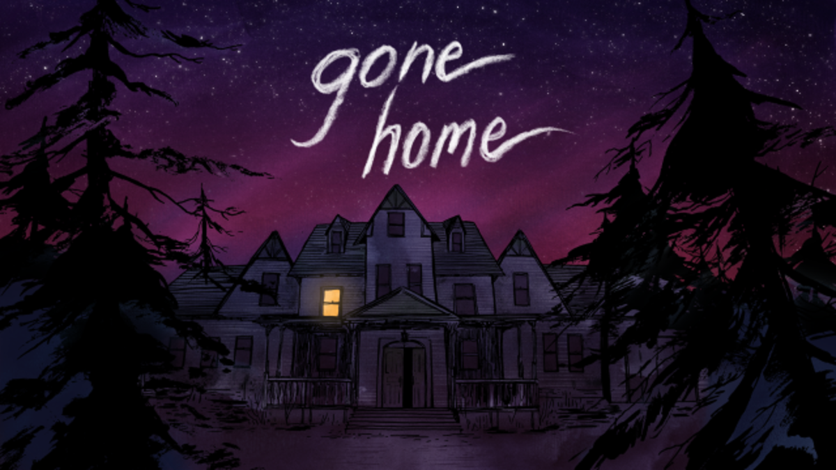 """""""Gone Home"""""""