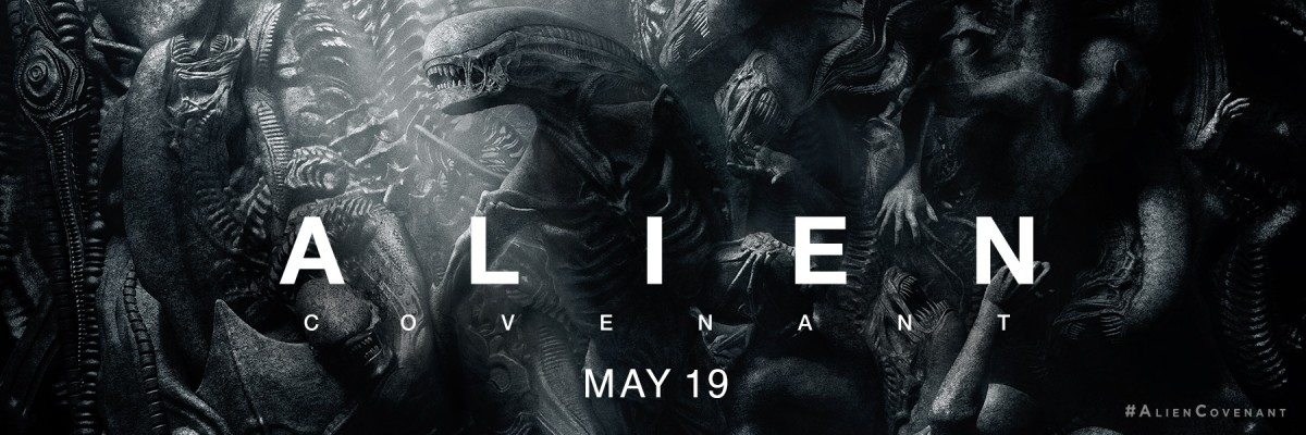 T.O.W.E.L Movie Review - Alien: Covenant (2017)