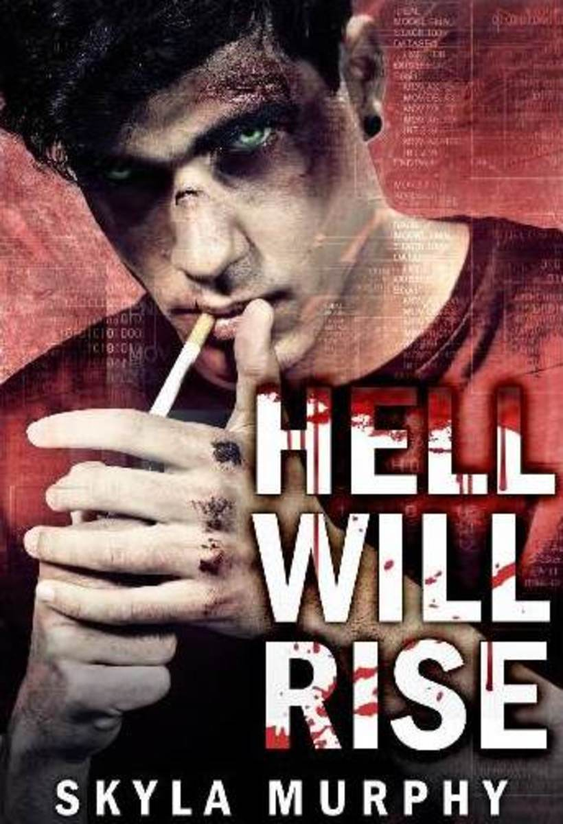 "The Cover of ""Hell Will Rise"""