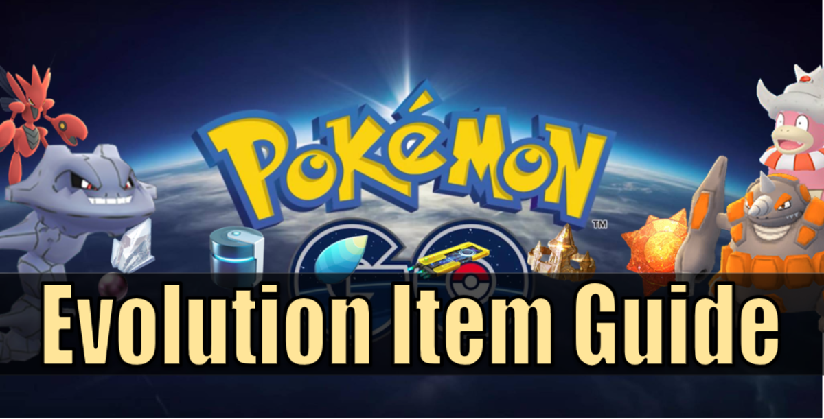 """Pokemon Go"" Evolution Item Guide"