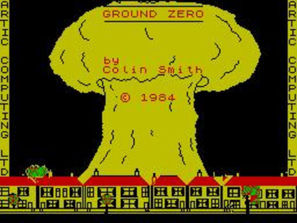 This flashing mushroom cloud set the tension levels in Ground Zero
