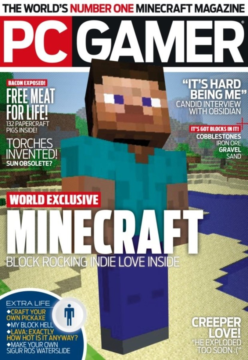 101 Signs That You've Been Playing Too Much Minecraft