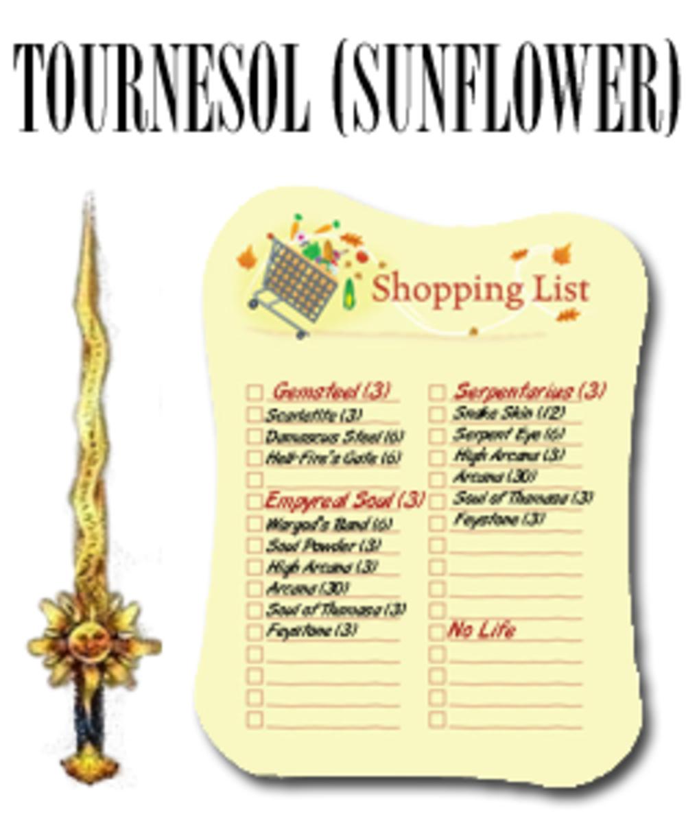 """Final Fantasy XII"" Tournesol"