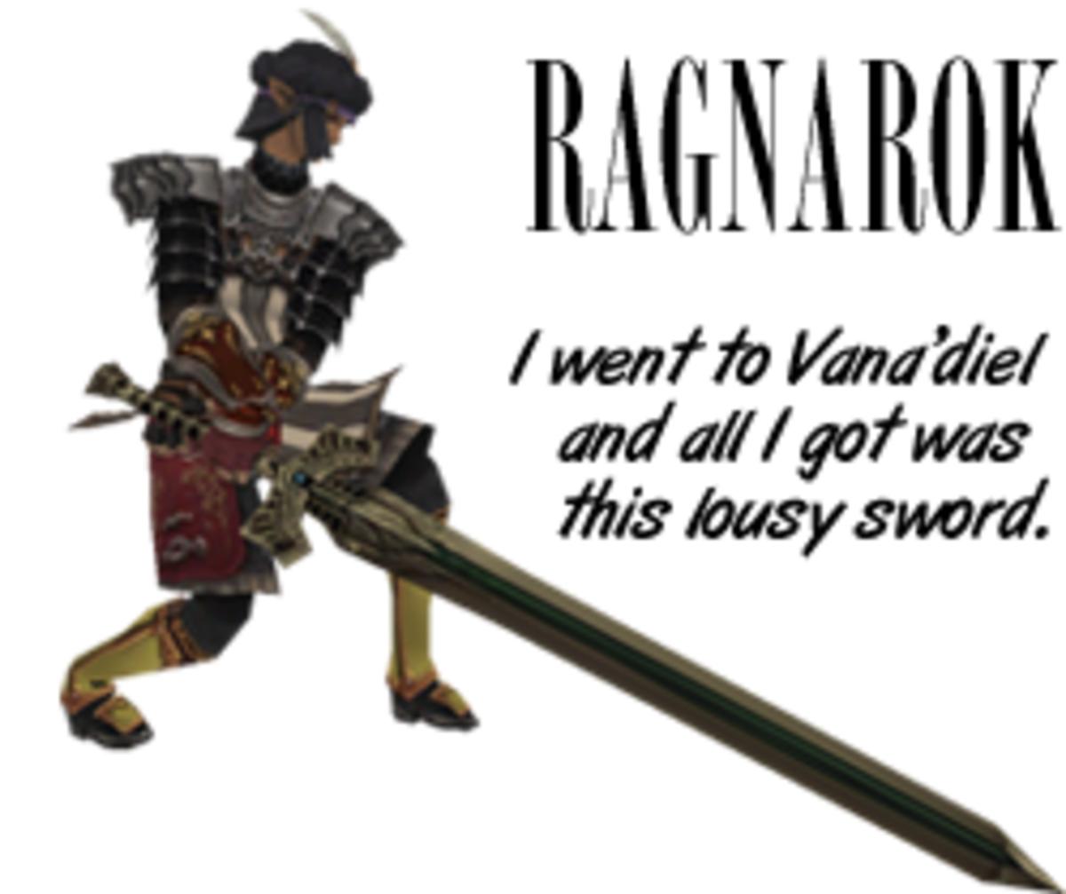 Final Fantasy XI Ragnarok