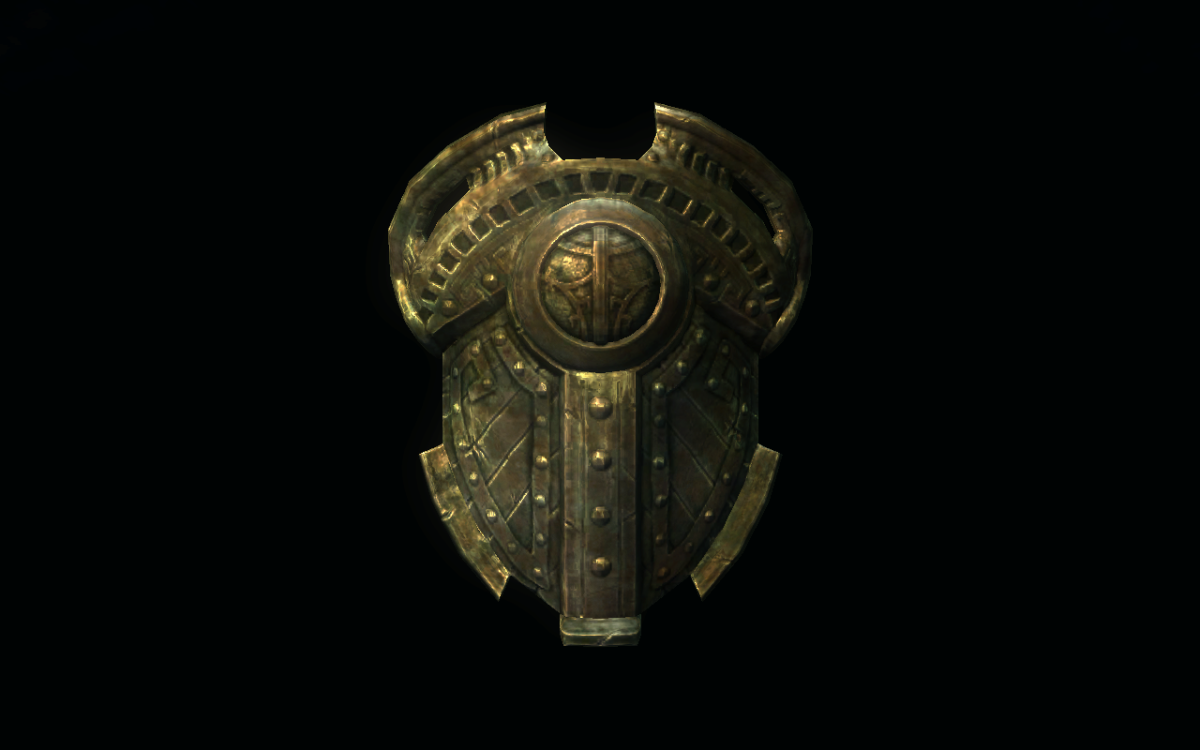 Dwarven Shield