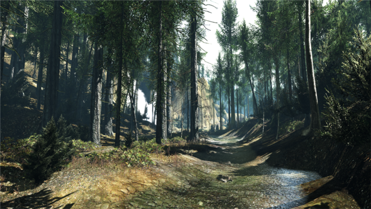 Realm created in CryEngine 3