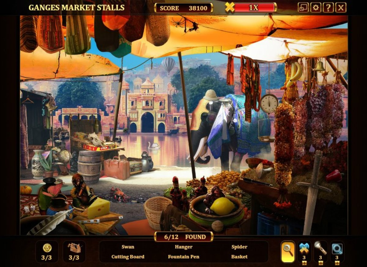 The 10 Best Hidden Object Games On Facebook Levelskip Video Games